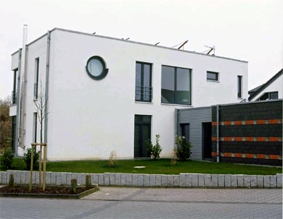 Haus architektur hausbau hausideen architektenhaus for Architektenhaus galerie 3