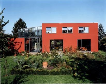 Haus architektur hausbau hausideen architektenhaus for Architektenhauser galerie