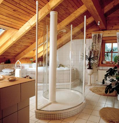 Badideen galerie badarmaturen k chenideen badewannen for Badideen dusche