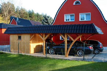 carport garage carport garage fertiggaragen doppelgarage bausatz garagentor. Black Bedroom Furniture Sets. Home Design Ideas