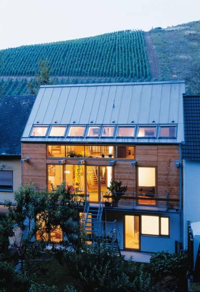 dachwohnung galerie - Wohnideen Schrgen Wnden