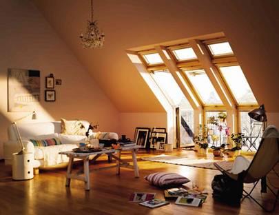 Wohnideen Dachwohnung dachwohnung galerie