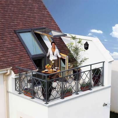Dachwohnung Galerie