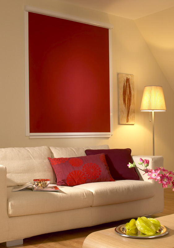 farbgestaltung rot galerie