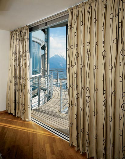 Wohnideen Fenstergestaltung fensterdeko fensterdekoration wohnideen wohnen