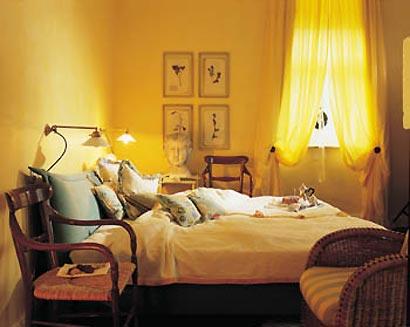 farbe ambiente wohnideen wandgestaltung zimmerpflanzen blumen deko wandfarbe. Black Bedroom Furniture Sets. Home Design Ideas