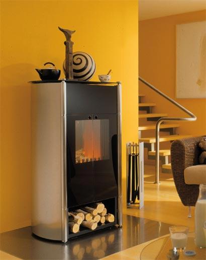Farbe ambiente wohnideen wandgestaltung - Gelbe couch welche wandfarbe ...