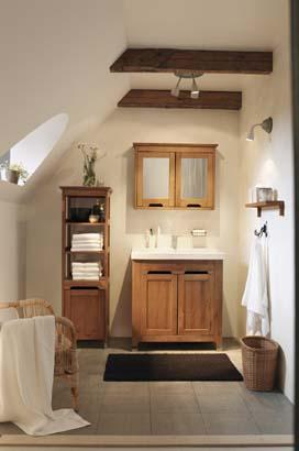 stil & einrichtung | Wohnideen | Möbel | Designermöbel | Wohnraum ... | {Badmöbel holz ikea 52}