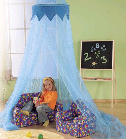 Galerie kinderzimmer m bel einrichtung ideen for Moskitonetz kinderzimmer