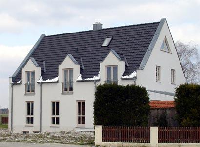 Haus architektur hausbau hausideen architektenhaus for Reihenhaus bauen