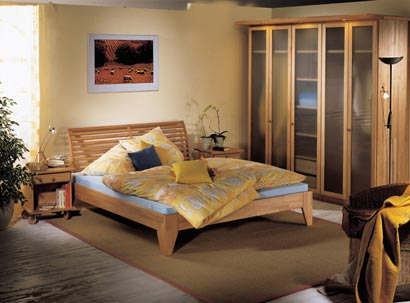 Wohnen leben wohnideen kachelofen schlafzimmer - Wohnideen schlafzimmer ...