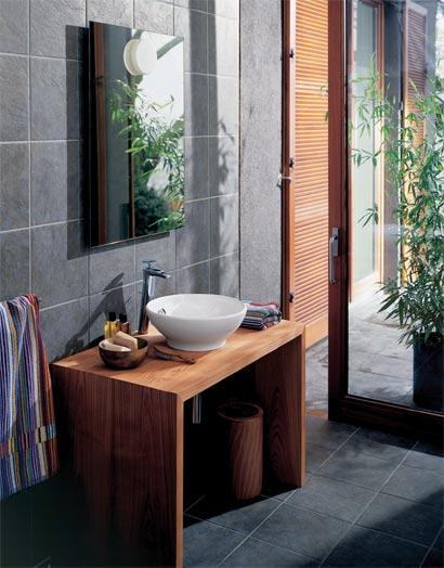 waschtisch galerie. Black Bedroom Furniture Sets. Home Design Ideas