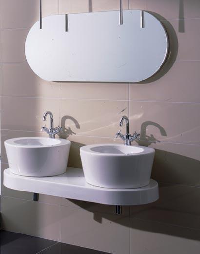 Waschtisch galerie for Badezimmer ideen prospekte