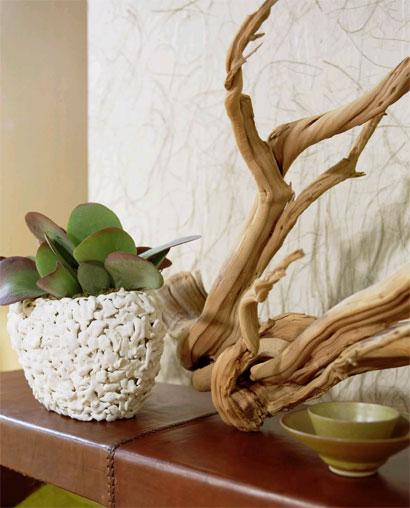 Zimmerpflanzen wohnideen dekoration pflanzen for Zimmer deko aus holz