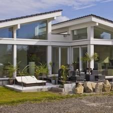 Moderner Bungalow moderner bungalow
