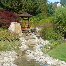 Einen Bachlauf Im Garten Anlegen