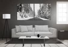 h ngepartie fotos und kunstwerke richtig in szene setzen. Black Bedroom Furniture Sets. Home Design Ideas