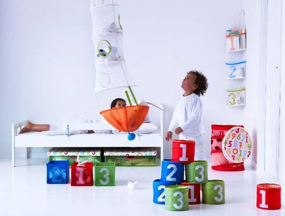 Kinderzimmer praktisch