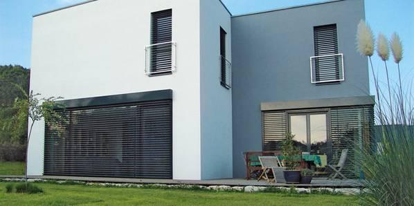 einfamilienhaus doppelhaus oder reihenhaus das richtige hauskonzept. Black Bedroom Furniture Sets. Home Design Ideas