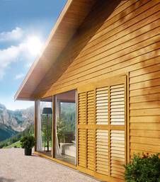 Holz Im Aussenbereich Dauerhaft Schutzen