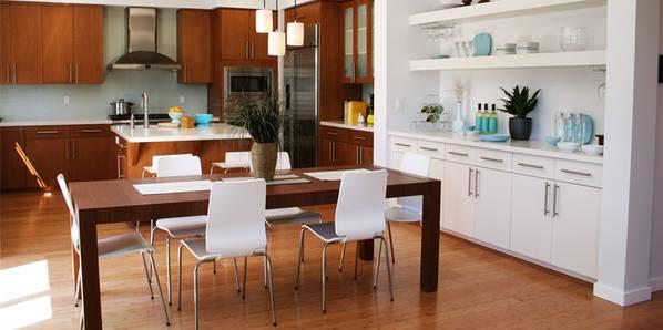 k chenplanung mit den neuesten k chentrends f r die wohnk che. Black Bedroom Furniture Sets. Home Design Ideas