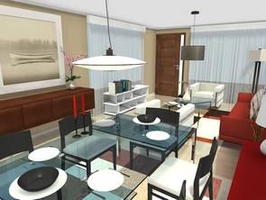 Wunderbar Küche Und Esszimmer Gestalten Mit Dem 3D Raumplaner