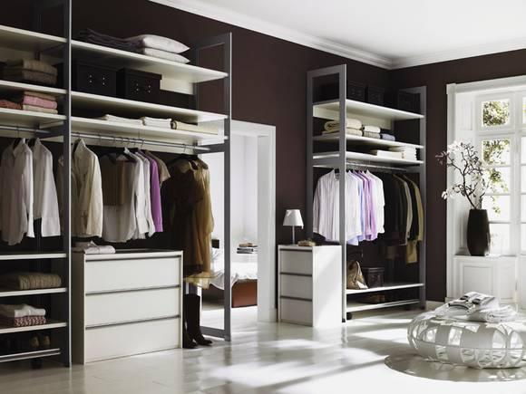 begehbare schr nke ideen. Black Bedroom Furniture Sets. Home Design Ideas