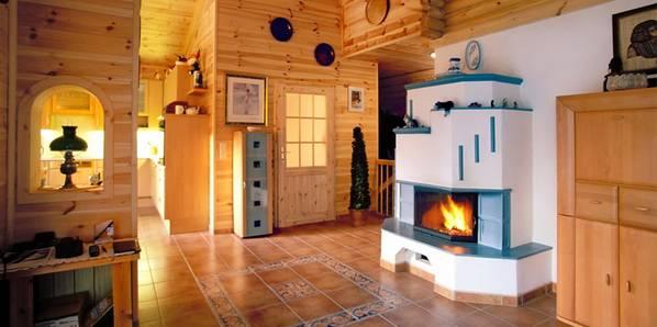 einen kachelofen beim ofenbau einbauen und f r sch ne stimmung. Black Bedroom Furniture Sets. Home Design Ideas