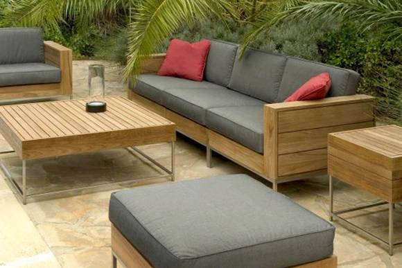 Sessel balkon fabulous dajar luxus alu sessel fach for Sofa terrasse