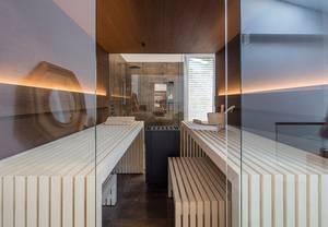Exklusiv Und Individuell Privat Sauna In Massarbeit