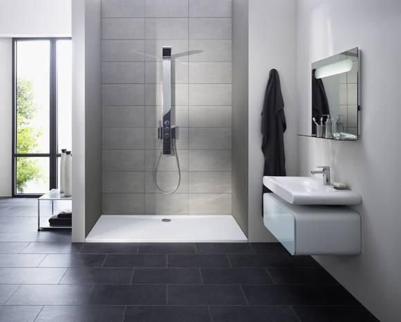 Neue Badideen: Waschtische, Badmöbel, Deko und Gestaltungsideen.