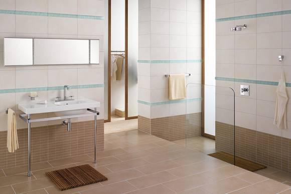 Galerie bad badezimmer badideen villeroy boch for Tolle badezimmer