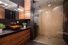 wunderschoene duschvorhaenge ideen, duschvorhang oder duschkabine - was ist die bessere wahl für ihr, Design ideen