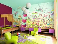 kinderm bel schick und funktionell. Black Bedroom Furniture Sets. Home Design Ideas