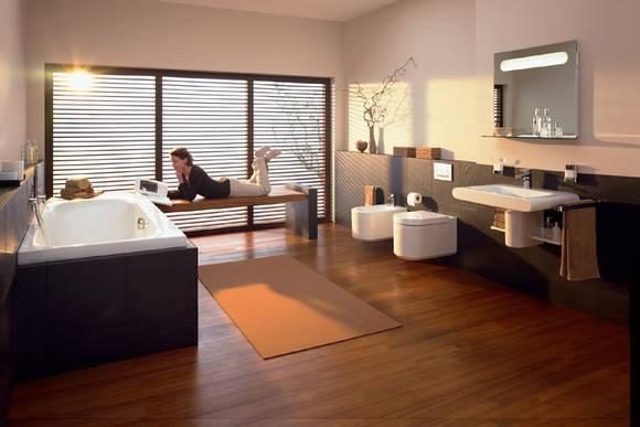 Galerie bad badezimmer badideen villeroy boch ideal standard duscholux deutsche - Tolle badezimmer ideen ...