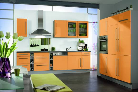Farbgestaltung orange galerie for Farbwirkung raumgestaltung