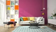 farben und ihre wirkung im wohnraum. Black Bedroom Furniture Sets. Home Design Ideas
