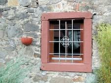 Solide Fenstergitter Bieten Schutz Vor Ungebetenen Gasten