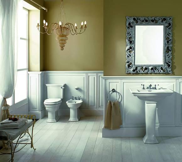 Sehnsucht nach Frische? Auch das Badezimmer braucht hin und wieder ...