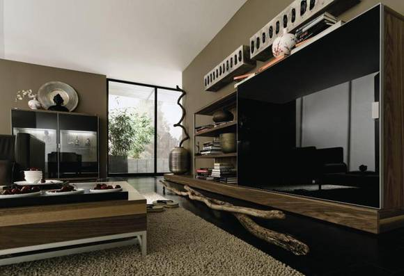 Wohnzimmer Farbgestaltung Braun ? Dumss.com Farbgestaltung Wohnzimmer Braun