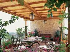 mediterraner wohnstil. Black Bedroom Furniture Sets. Home Design Ideas