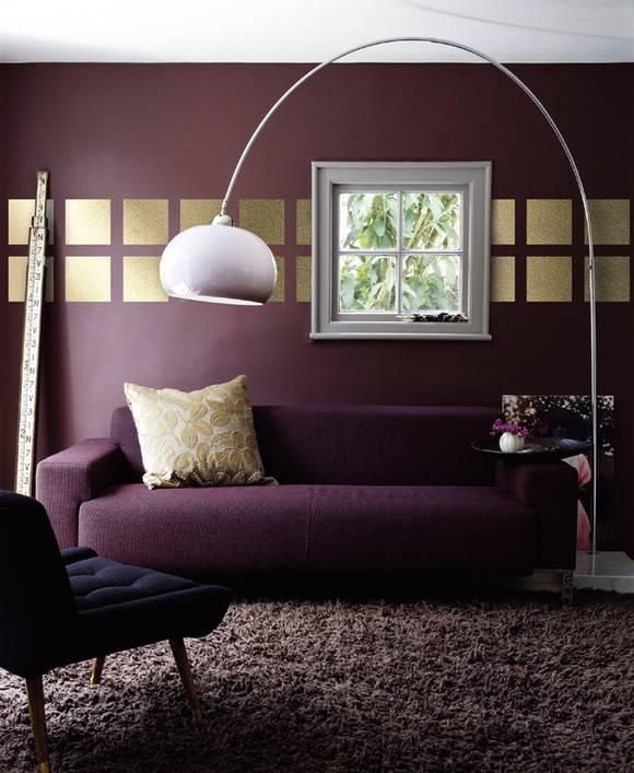 Zeigt mir tolle wandfarben forum glamour - Colores para pintar una entrada ...