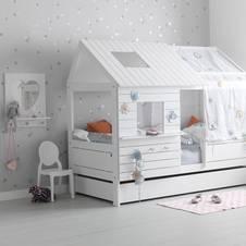 Babyzimmer wandgestaltung farben  Kinderzimmer Wandgestaltung
