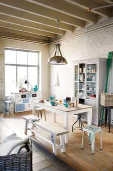 maritimer stil f r meeresfeeling. Black Bedroom Furniture Sets. Home Design Ideas
