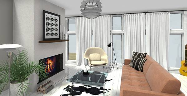 wohnzimmerplanung mit dem 3d raumplaner. Black Bedroom Furniture Sets. Home Design Ideas