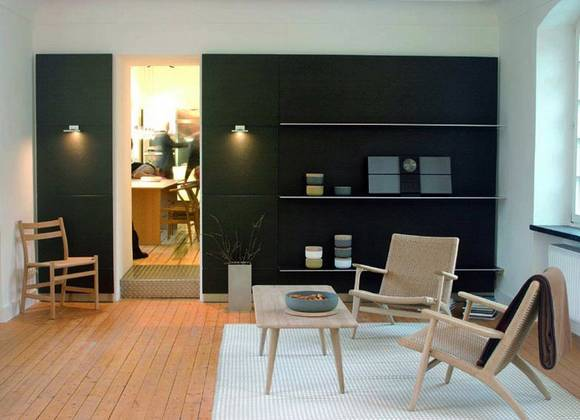 Einrichtungsideen for Interieur gegenteil