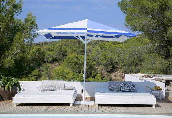 Sonnenschirm balkon terrasse