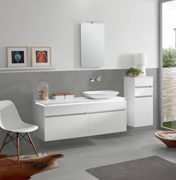Kleines Bad, ganz groß - Gestaltung auf kleinem Raum