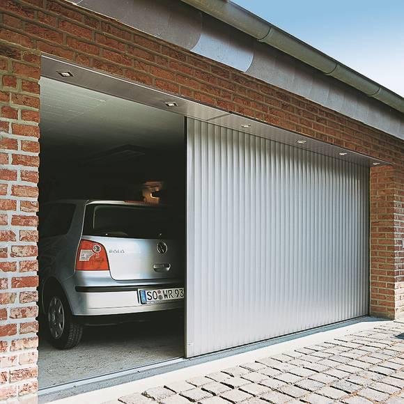 Garagentorbilder  Garagentor | Garage | Garagen | Garagentore | Alulux | Prospekt