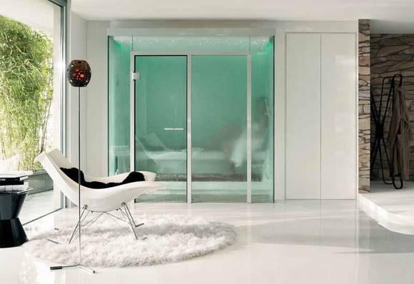 sauna dampfbad massagebad. Black Bedroom Furniture Sets. Home Design Ideas